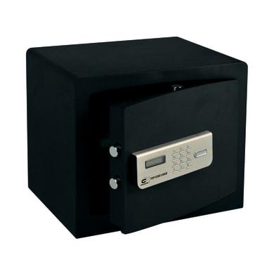 Cassaforte con codice elettronico STANDERS da fissare o murare 40.0 x 33.0 x 30.0 cm