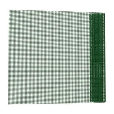 Rotolo di rete metallica saldato Electroplast verde L 10 x H 1 m