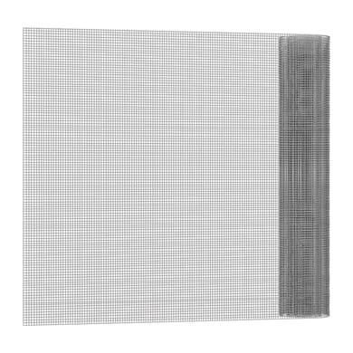 Rotolo di rete metallica saldato Electrozinc grigio / argento L 10 x H 0.5 m