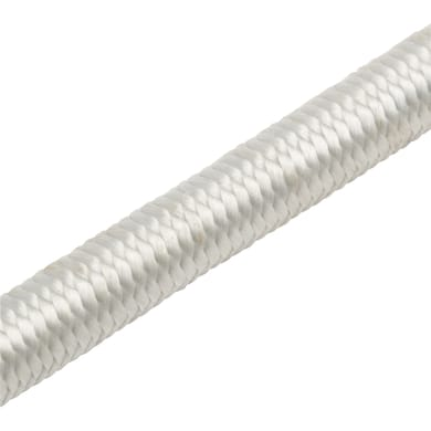 Cavo elastico grigio L 10 m Ø 10 mm