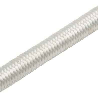 Cavo elastico grigio L 50 m Ø 10 mm