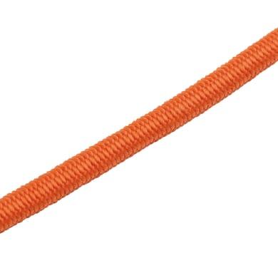 Cavo elastico arancione L 75 m Ø 5 mm