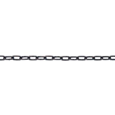 Catena STANDERS forzatina Ø 1,8 mm. bronzato in acciaio