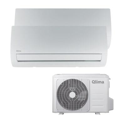 Climatizzatore dualsplit QLIMA SM 38 DUO 12000 BTU classe A+