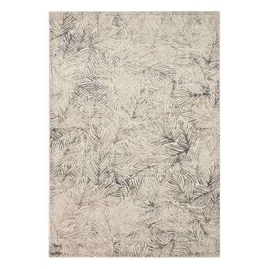 Tappeto Four seasons leaves , beige, 160x220 cm