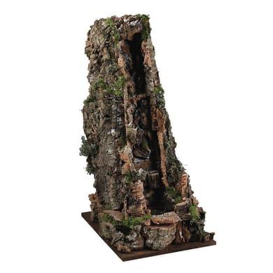 Cascata nella roccia
