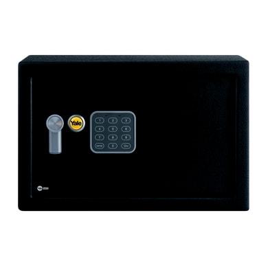 Cassaforte con codice elettronico YALE YYSV/200/DB1 da appoggio 31 x 20 x 20 cm