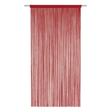 Tenda Spaghetti rosso tunnel 140 x 270 cm