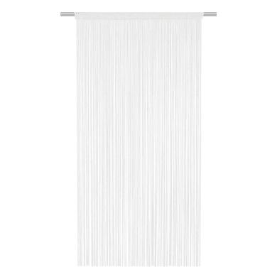Tenda Spaghetti bianco tunnel 140 x 270 cm