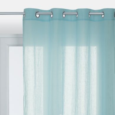 Tenda INSPIRE Abby blu anelli 140 x 280 cm