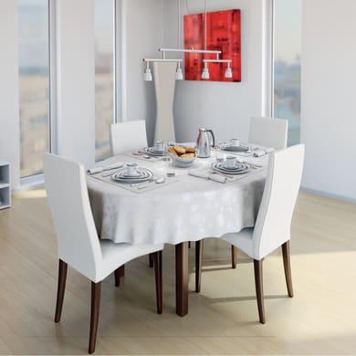 Tovaglia INSPIRE Damas bianco 140x220 cm