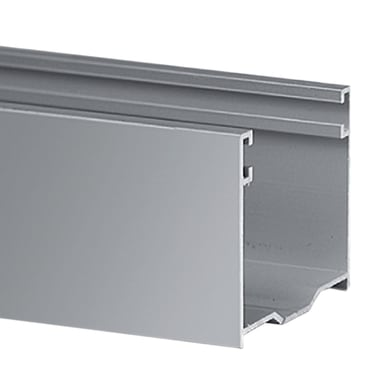 Binario per tapparella avvolgibile in alluminio 2500 x 30 mm
