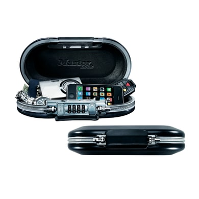 Mini cassetta di sicurezza MASTER LOCK da fissare 24 x 6 x 12.9 cm