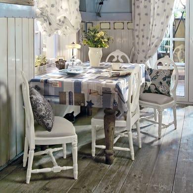 Tovaglia INSPIRE Wood marrone 220x220 cm