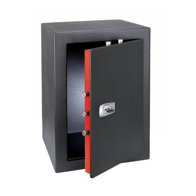 Cassaforte a chiave TECHNOMAX NMK/8 da mobile con fissaggio L43 x P40 x H60 cm
