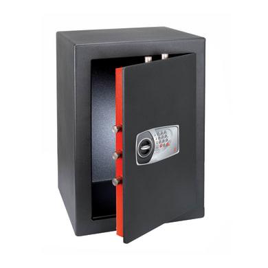 Cassaforte con codice elettronico TECHNOMAX NMT/8P da fissare o murare 43 x 60 x 40 cm