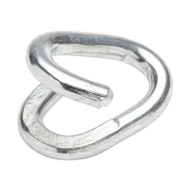 Anello rapido in acciaio 4 pezzi