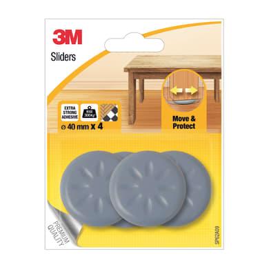 Pattino 3M SP62A08 H 24 mm, 4 pezzi