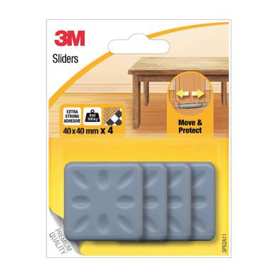 Pattino 3M SP62A11 H 40 mm, 8 pezzi