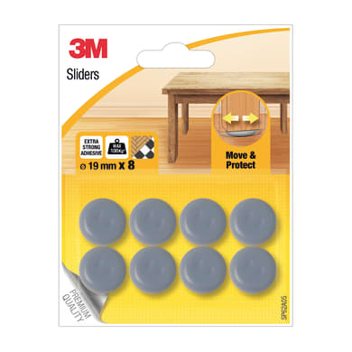 Pattino 3M SP6205 Ø 19 mm , 8 pezzi