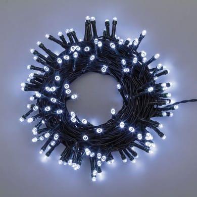Catena luminosa 500 lampadine LED bianco freddo 400 cm
