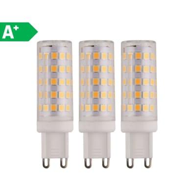 Lampadina LED G9 capsula bianco naturale 6W = 640LM (equiv 50W) 360°