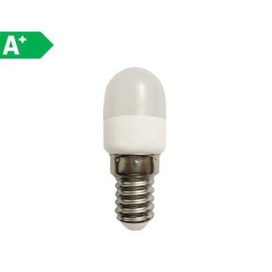 Lampadina LED, E14, Bulbo, Opaco, Luce naturale, 2.5W=210LM (equiv 20 W), 360°