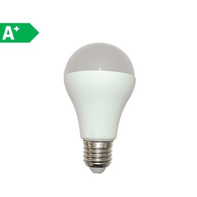 Lampadina LED E27 standard bianco freddo 15W = 1521LM (equiv 100W) 150° LEXMAN