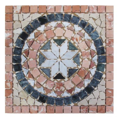 Rosone Garda H 33 x L 33 cm multicolore