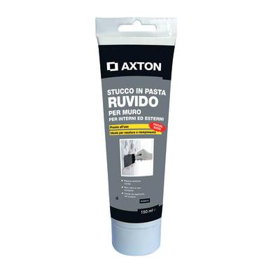 Stucco in pasta AXTON 0.3 kg bianco