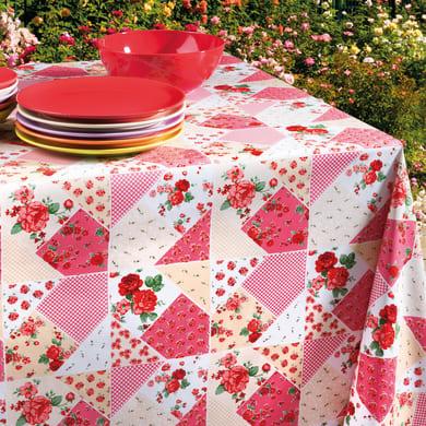 Tovaglia Rose multicolore 160x160 cm