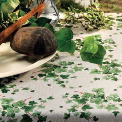 Tovaglia INSPIRE Edera verde 140x220 cm