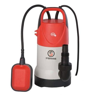 Pompa di evacuazione acque reflue STERWINS 555 DW3 500 W 11000.0  l/h