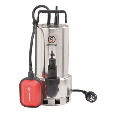 Pompa di evacuazione acque reflue STERWINS 1000DW3 Inox 1000 W 18000.0  l/h