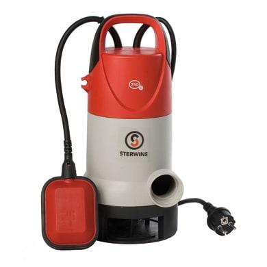 Pompa di evacuazione acque reflue STERWINS 750 DW3 750 W 13500.0  l/h