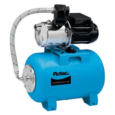 Pompa autoclave FLOTEC Waterpress Inox 1000