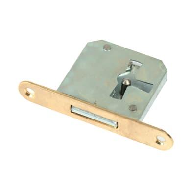 Serratura per mobili metallo 15 x 35 mm