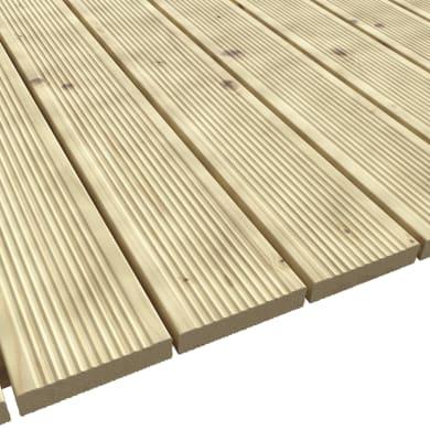 Pavimento per gazebo L 314 x P 414x H 350 cm