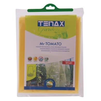 Telo di protezione per colture TENAX microforato giallo per pomodori 10 x 0.6 m