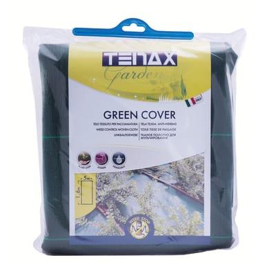 Telo di pacciamatura TENAX antierbacce verde L 5 x L 1.6 m