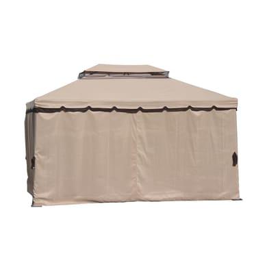 Tenda zanzariera Beru beige L 400 x H 300 cm
