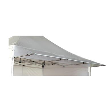 Tenda per gazebo gazebo Mercato L 76 x H 300 cm