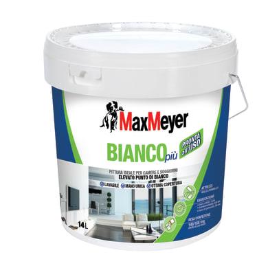 Pittura murale Bianco Più MAX MEYER 14 L bianco