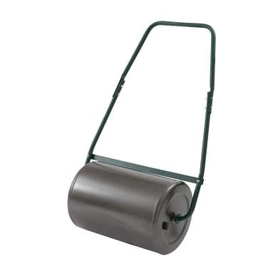 Rullo manuale per erba GEOLIA con manico in metallo L 45 cm