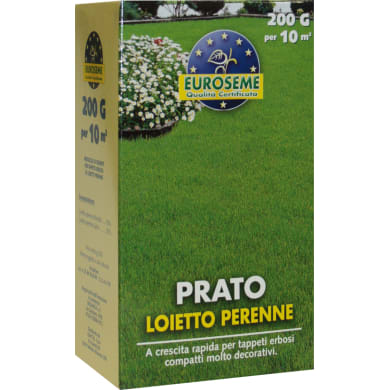 Seme per prato EUROSEME Loietto 0.2 kg