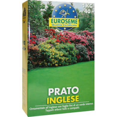 Seme per prato EUROSEME Inglese 1 kg