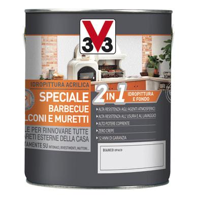Vernice acrilica V33 bianco2.5 L