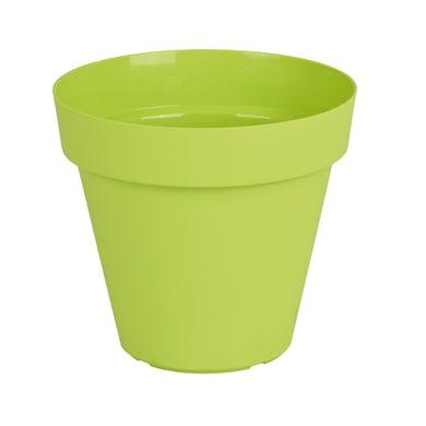 Vaso Capri ARTEVASI in plastica colore verde H 49.5 cm, Ø 60 cm