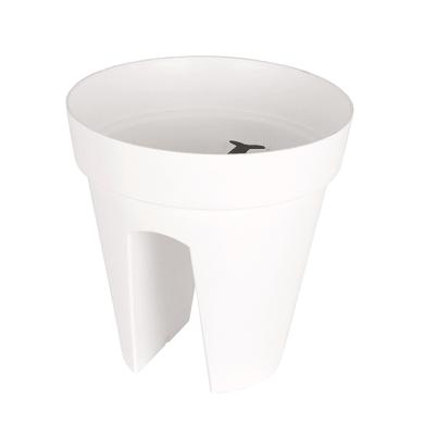 Vaso Capri Varanda ARTEVASI in plastica colore bianco H 45 cm, Ø 30 cm