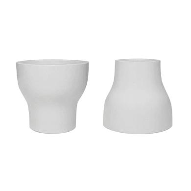 Vaso Fit in plastica H 50 cm, Ø 55 cm